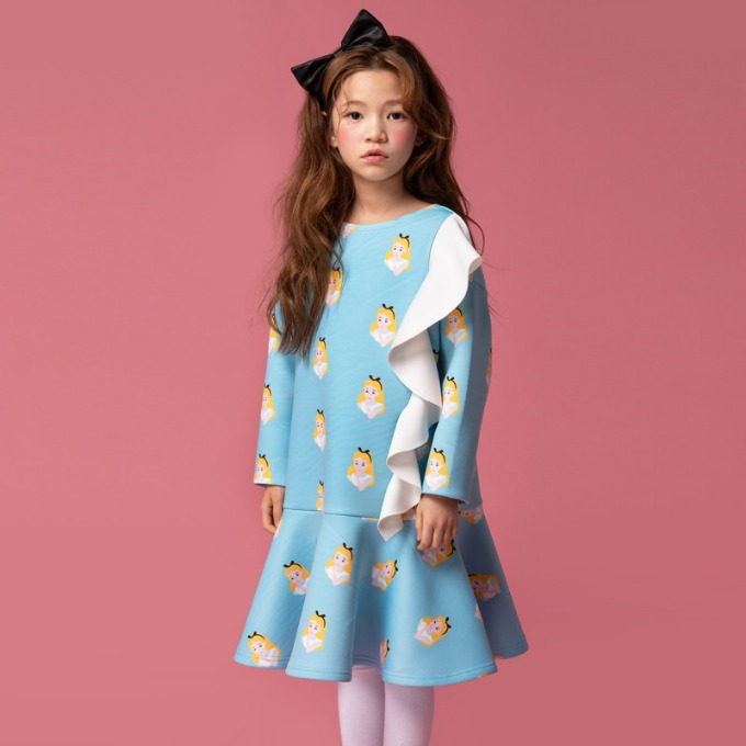 Alice, Alice all over me dress