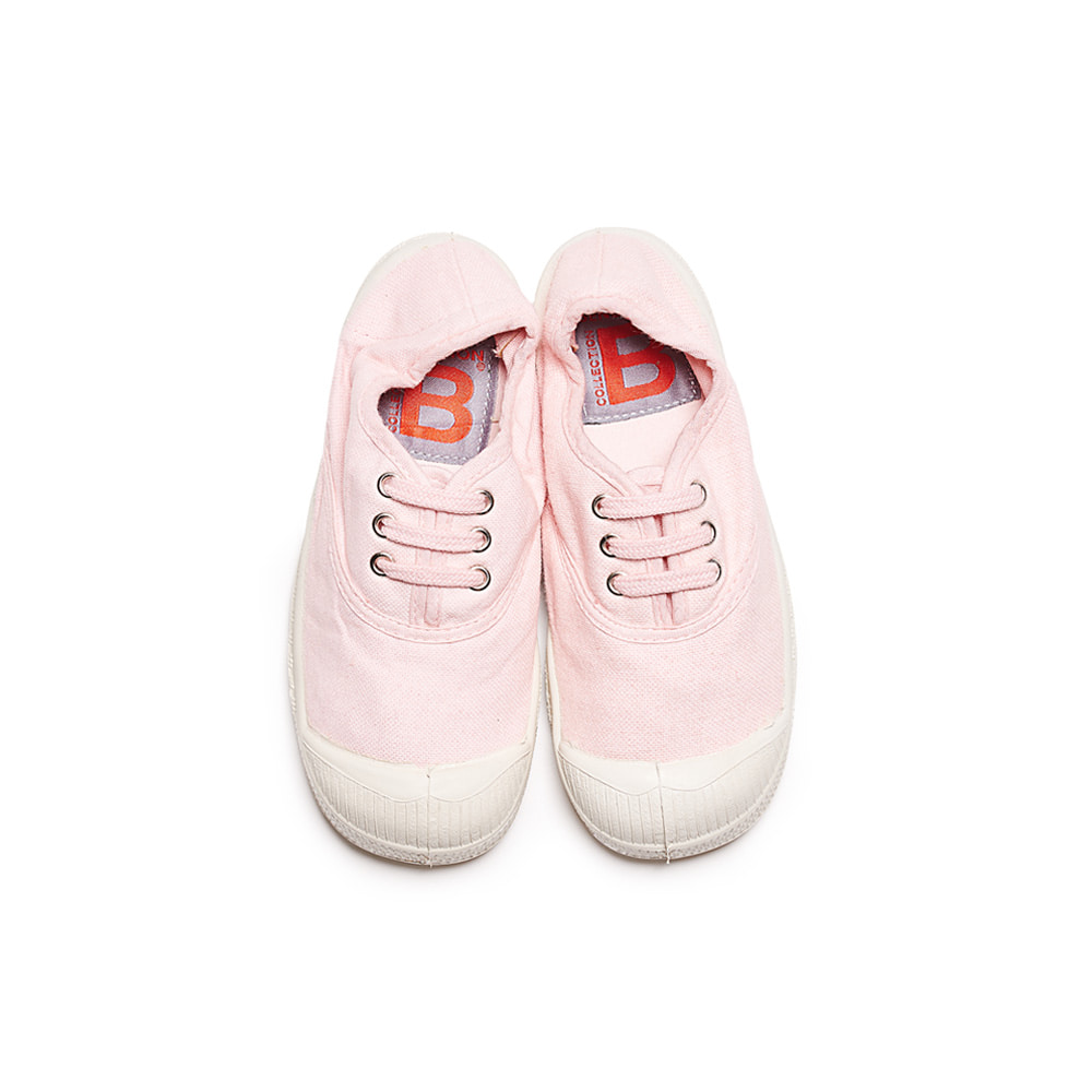 TENNIS KID LACET_LIGHT PINK