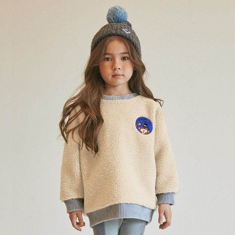 Monkey Magic Boucle Sweatshirt