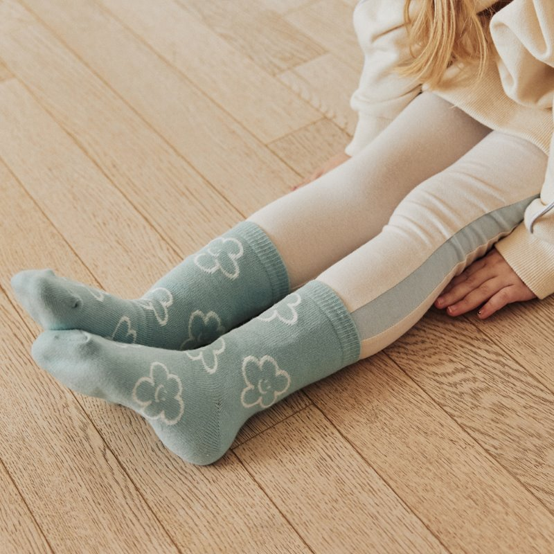 Candy Leggings_Sky blue
