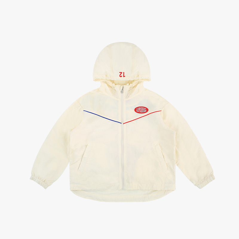 1992 Icebiscuit piping point windbreaker