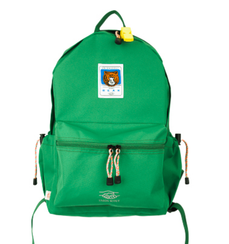 BackPack Solid Green