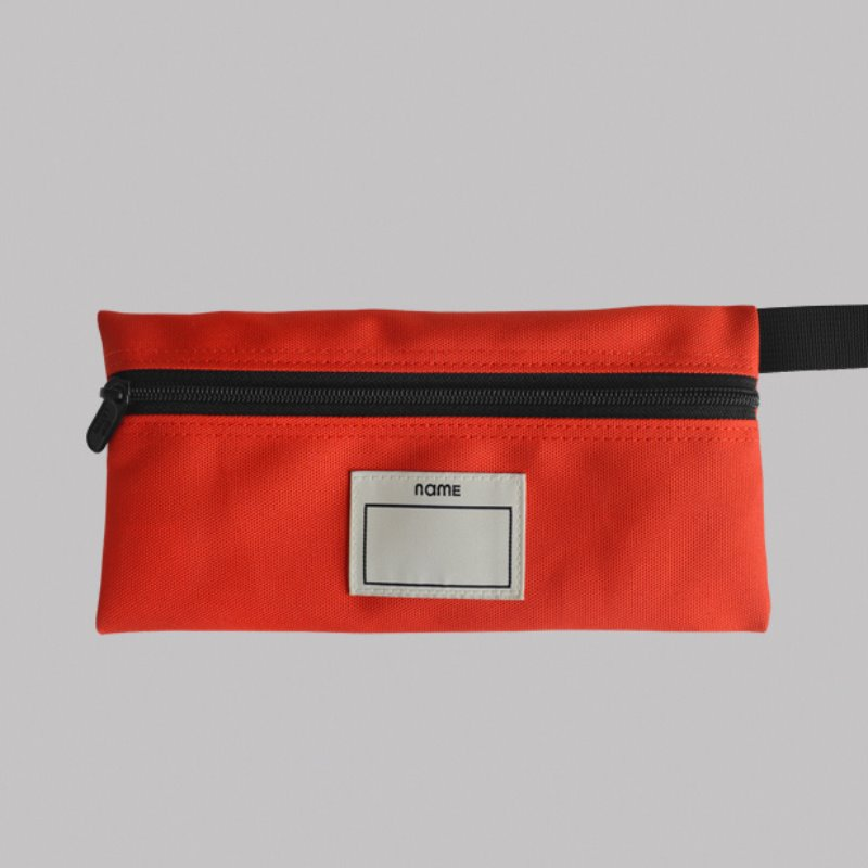 PENCIL CASE (RED)