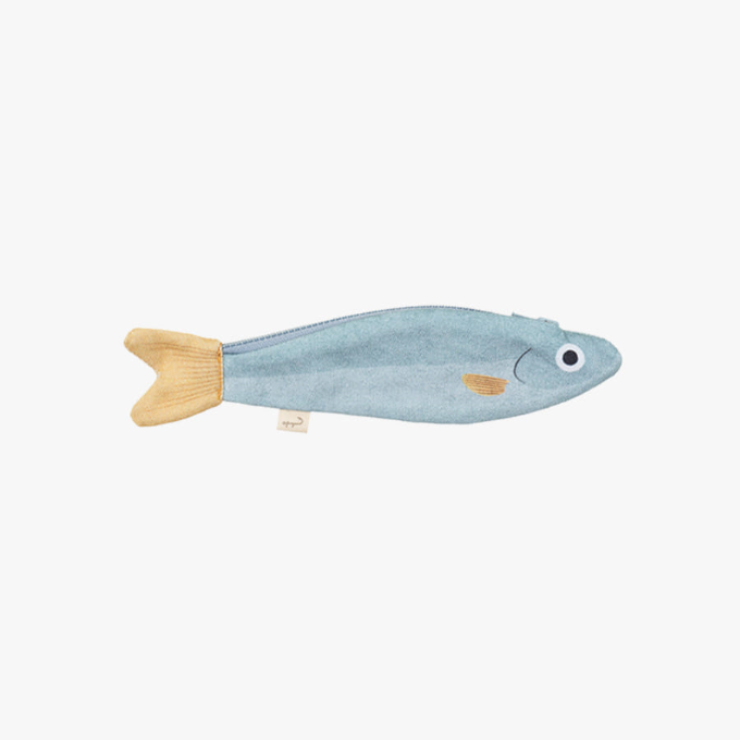 BLUE ANCHOVY - KEYRING