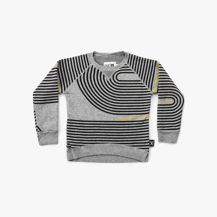 Spiral sweatshirt (Kids)