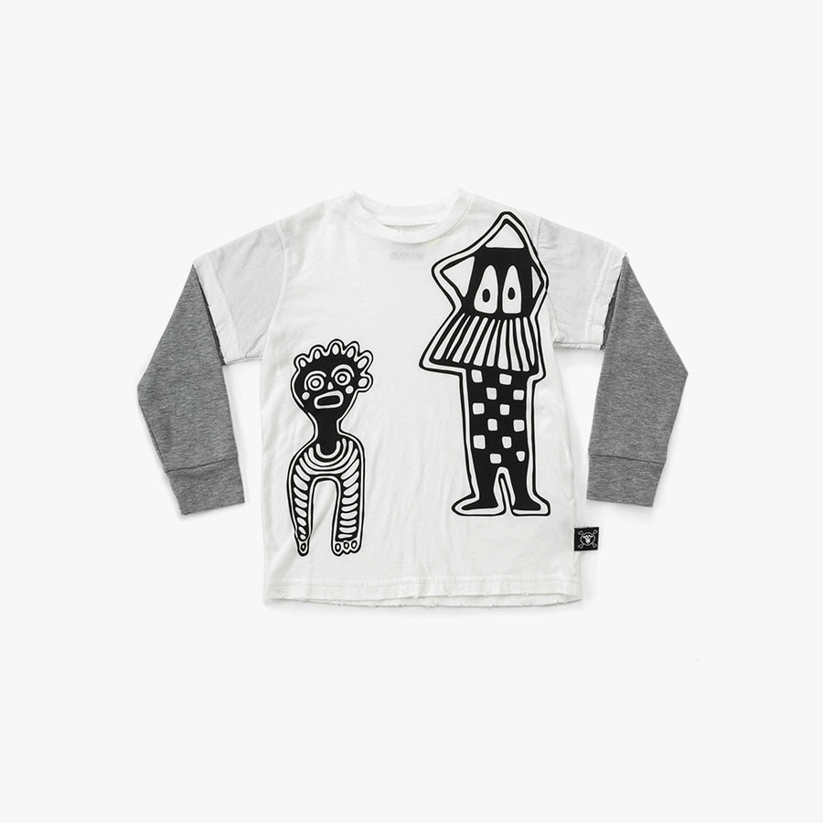 Tribal dancers t-shirt (Kids)