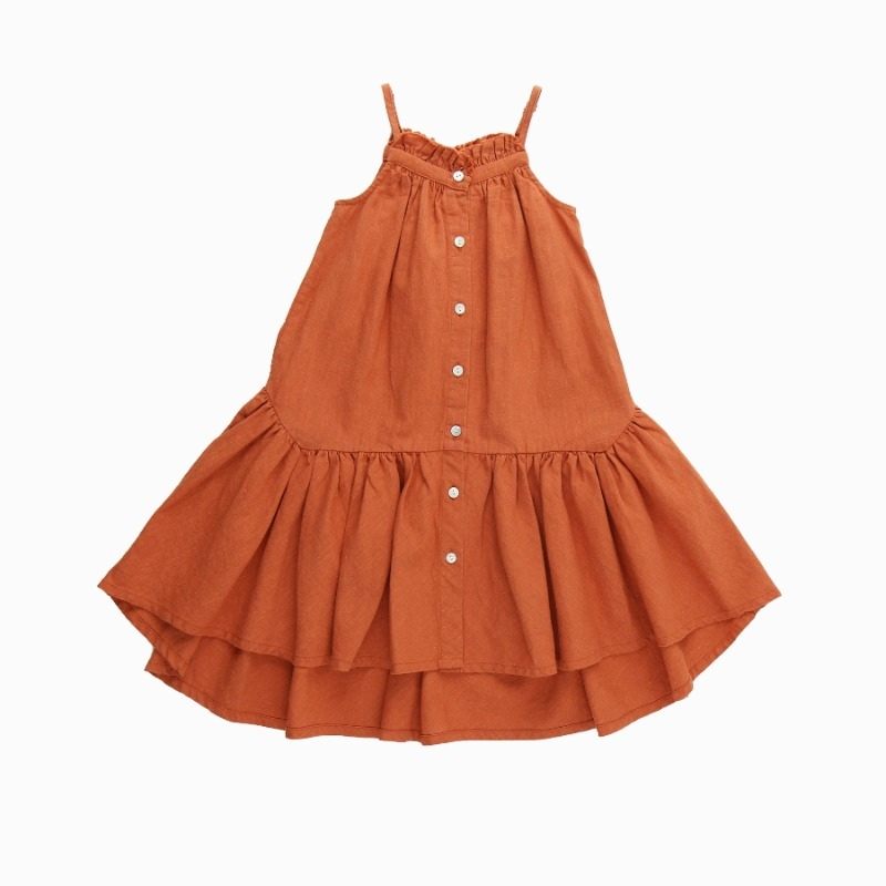T18SOP011ORANGE BROWN