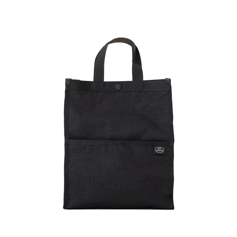 SECOND BAG (BLACK)