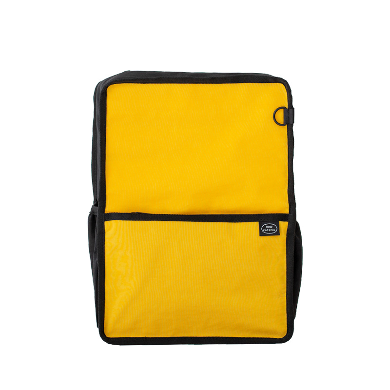 SCHOOL BAG (YELLOW)