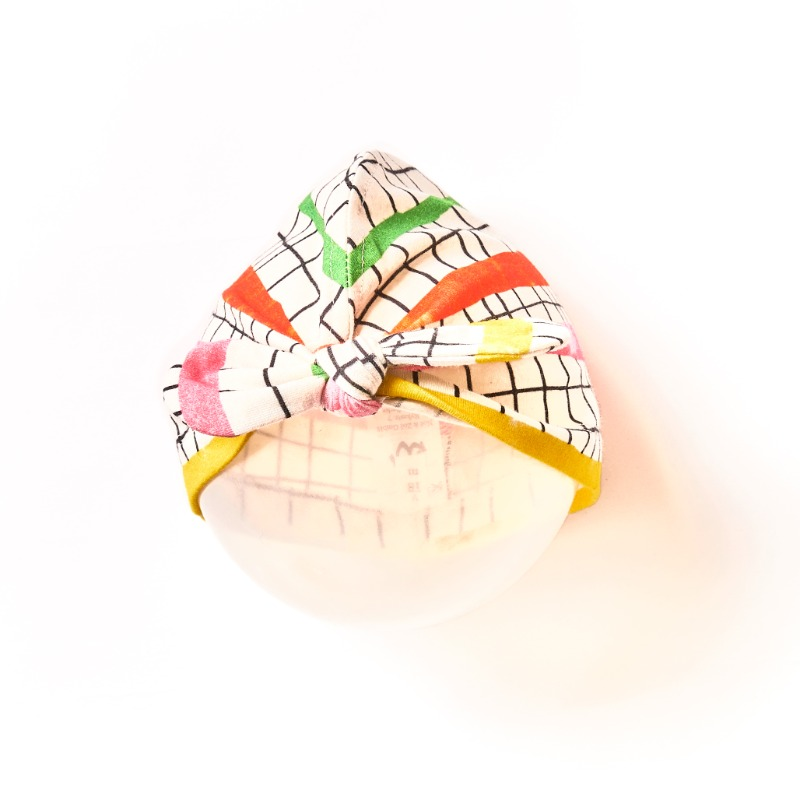 Baby Turban _Multi Color