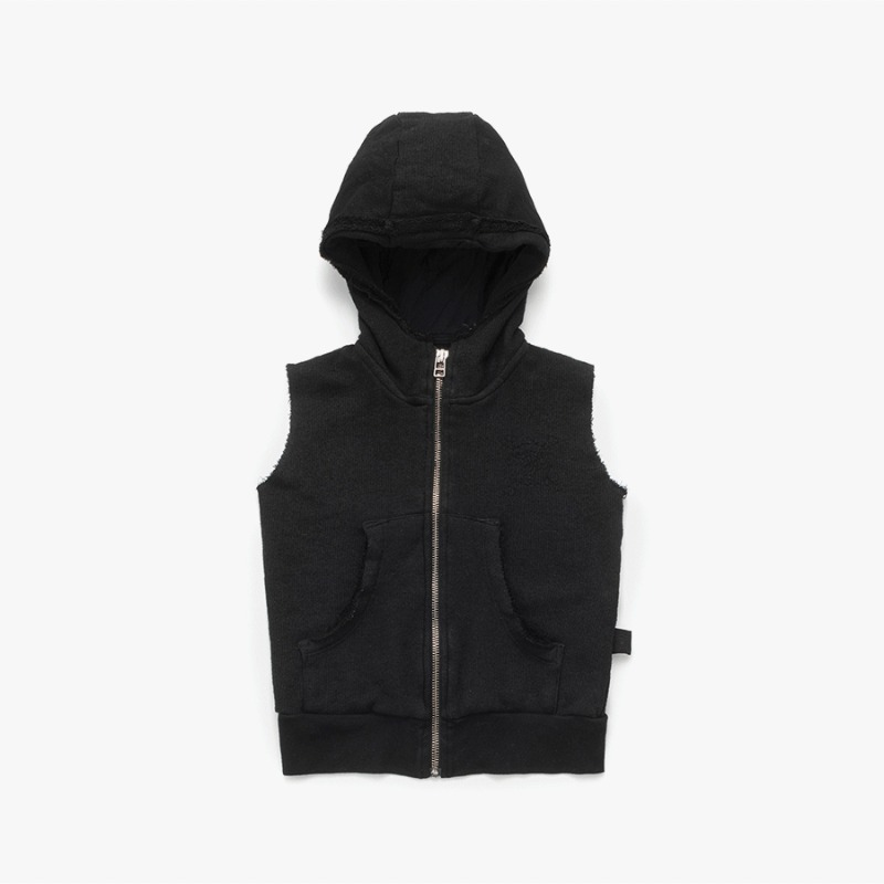 Hooded vest (Kids)