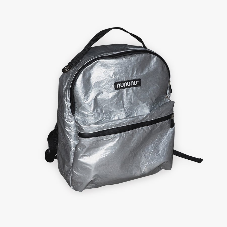 Silver backpack (kids)