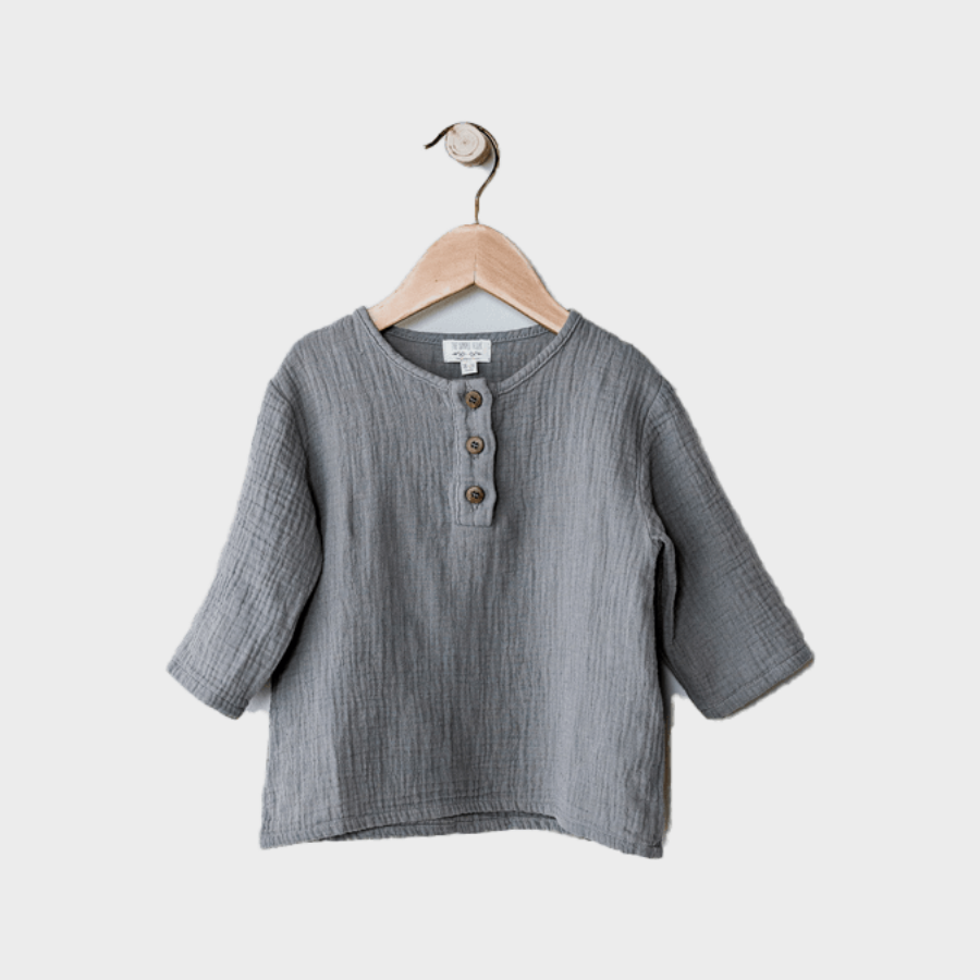 The Muslin Henley