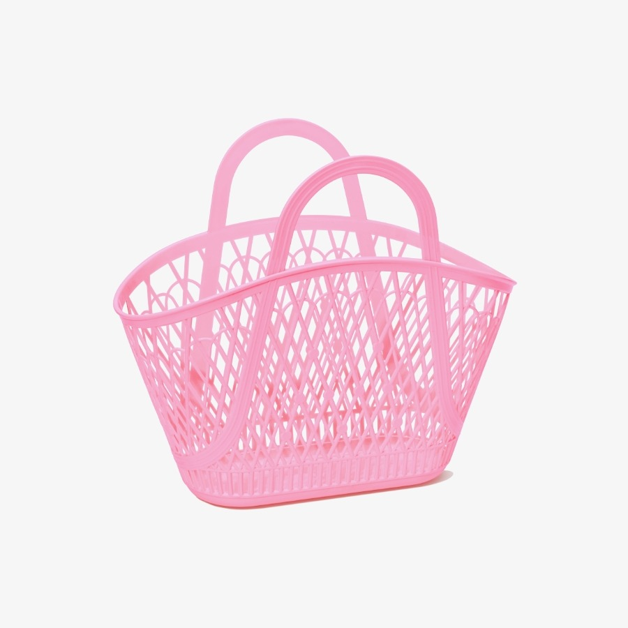 캐리마켓 -  Betty Basket BUBBLEGUM PINK