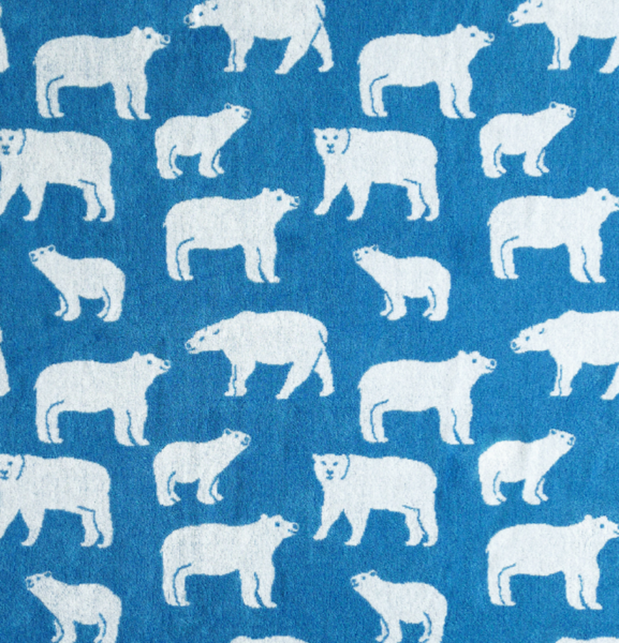 캐리마켓 -  Anorak Polar Bears Towels