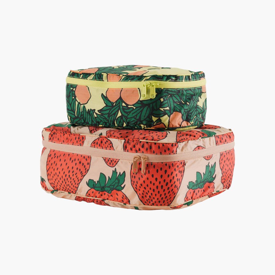 캐리마켓 -  Storage Cube Set BACKYARD FRUIT